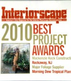 interiorscape magazine best project