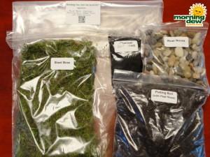 make your own terrarium kit