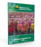 Spring Flowering List Image