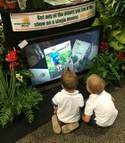 TPIE Morning Dew Tropical Plants Booth