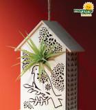 LiveTrends Scandi Birdhouse 5 in